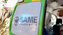 insolito: fue a renovar el carnet de conducir con un cadaver en la ambulancia