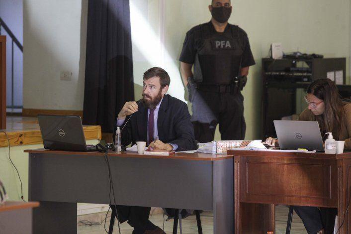 """""""Este no es solo un juicio con la prueba dura del día del secuestro y la tortura material, sino también de la historia"""