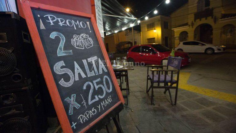 Salta y Jujuy reabren bares y restaurantes