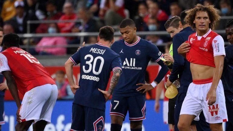 Fuerte frase de un ex PSG: Mbappé es el número uno y Messi tiene que respetarlo