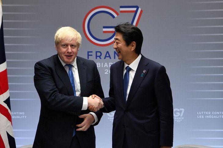 FOTO DE ARCHIVO: El primer ministro británico