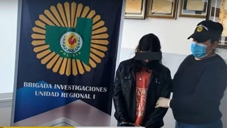 Intentó envenenar a su esposo policía con un licuado con insecticida