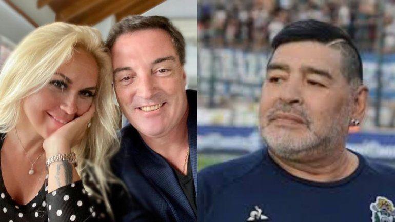 El abogado y pareja de Verónica Ojeda representa legalmente a Dieguito Fernando.