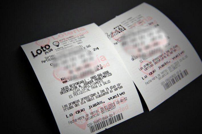 Loto: salió el 5+1 y un ganador se lleva más de 16 millones