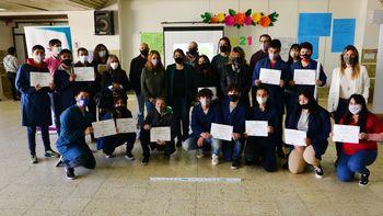 Fundación Pampa cerró otro año el programa de Eficiencia Energética