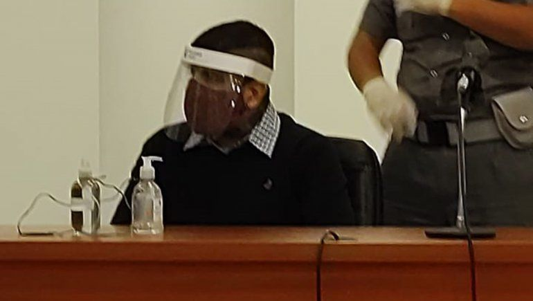 Arrancó el juicio contra Marangel, el boxeador abusador