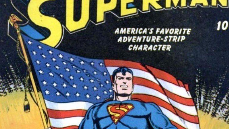 Superman es el héroe favorito de los argentinos