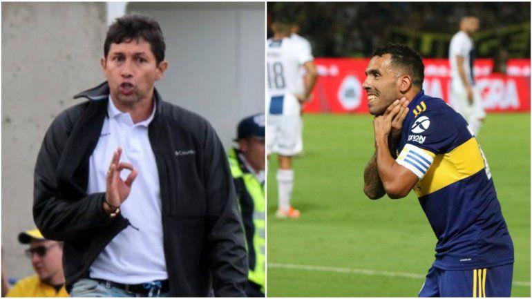 Boca sin paz: Bermúdez no se arrepiente de haber tildado a Tevez de exjugador
