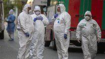 argentina registro 311 muertes y 7.164 nuevos casos de coronavirus
