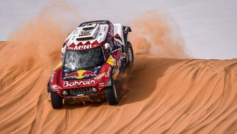 Carlos Sainz confirmó su continuidad dentro del equipo MINI X-Raid para la edición 2021 del Rally Dakar