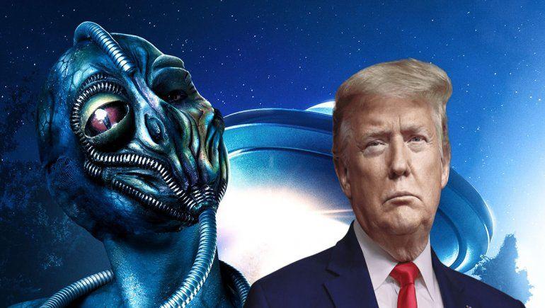 EE.UU está en contacto con los extraterrestres