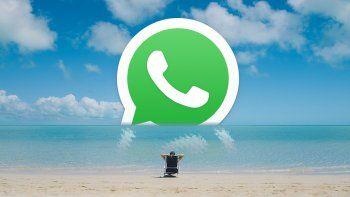 ¿Qué es el modo vacaciones en WhatsApp?