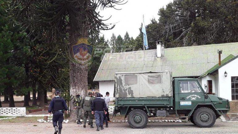 Ilegales en Villa Pehuenia: detienen a 6 chilenos y 3 venezolanos