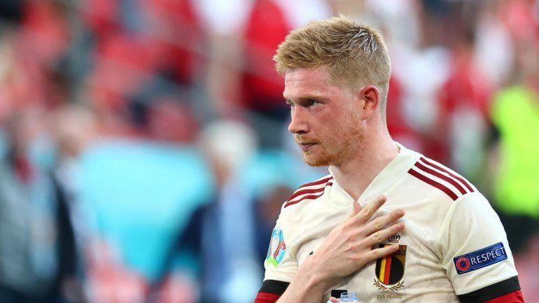 El emotivo gesto de la estrella de Bélgica hacia el público danés