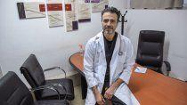 el medico neuquino que inicio una cruzada para curar el dolor ajeno