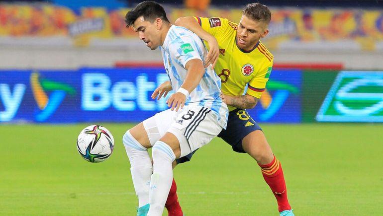 Marcos Acuña volvería a la titularidad en el partido entre Argentina y Perú.