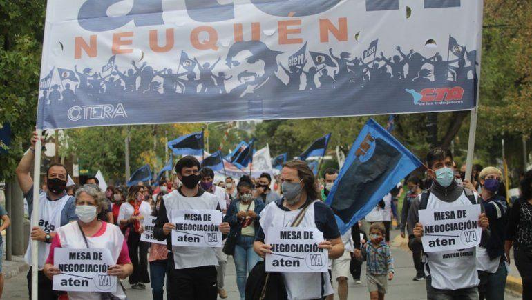 Storioni contra el paro de ATEN: Es una medida extrema