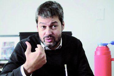 Matías Lammens, ministro de Deportes y Turismo de la Nación.