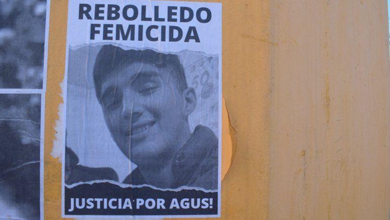 Femicidio de Agustina: la búsqueda en Google que complica a Rebolledo