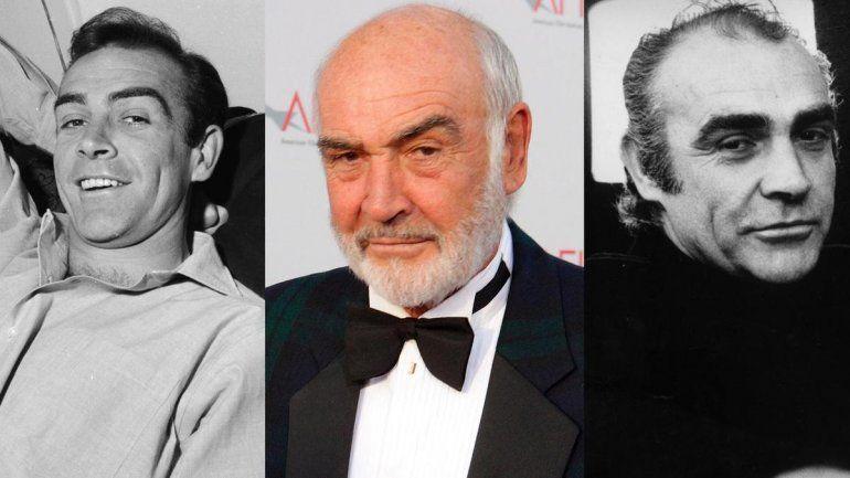 Sean Connery será recordado por muchos papeles, en especial por ponerse en la piel de James Bond.