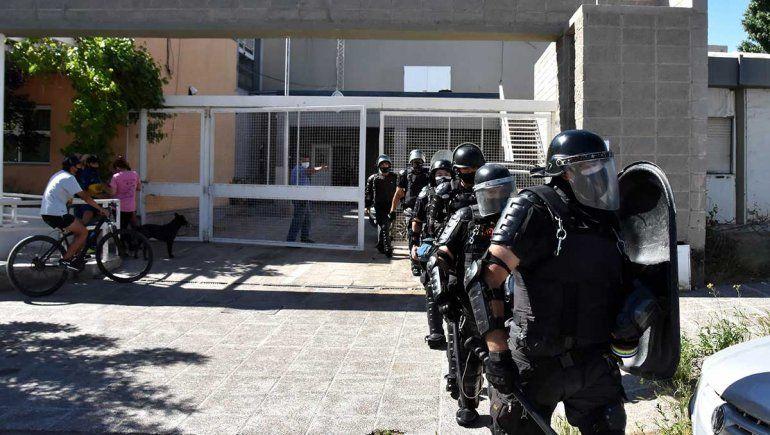 Tensión: hubo un principio de motín en la comisaría Tercera