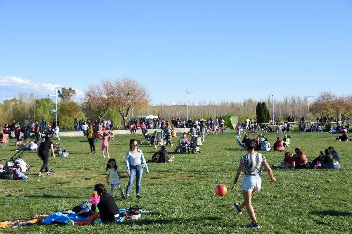 La primavera se hará sentir esta semana, sobre todo el viernes que tendrá máximas de 31 grados.
