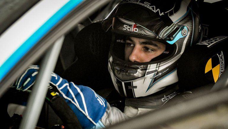 Juan José Gárriz debutó en el Súper TC2000 de la mano del FDC Motor Sports luego de un promisorio año dentro del TC2000 en 2019.