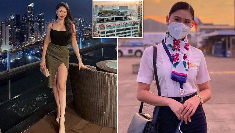Azafata es violada y asesinada en hotel en Filipinas