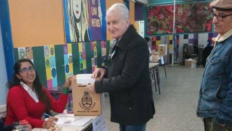 Plottier despide a su ex intendente Adolfo García