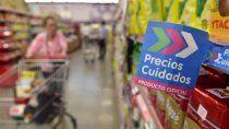 precios cuidados: los productos representan el 10% de las ventas de los super