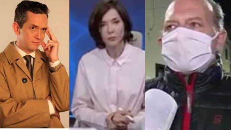 Duro cruce entre Cristina Pérez y Sergio Berni por el coronavirus