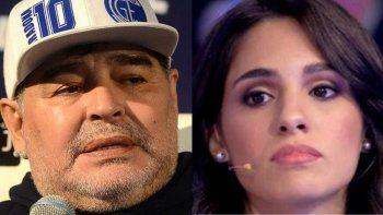 La historia de Magalí, la presunta sexta hija de Maradona