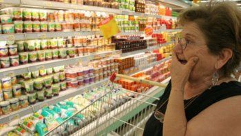 Durante la primera quincena de enero la inflación creció más de un 3 %