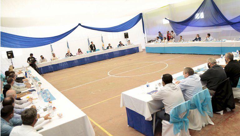 El gabinete provincial se instaló en el Norte neuquino
