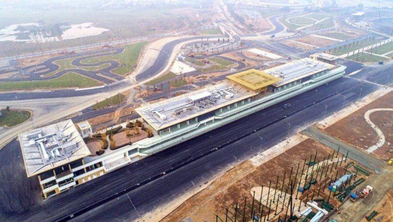 Vietnam canceló su Gran Premio de Fórmula 1