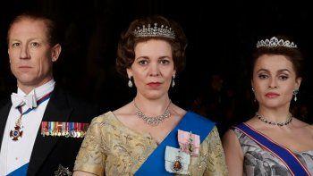 The Crown sigue entre lo más visto de Netflix