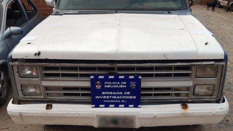 Le pagaron con una camioneta que resultó estar vinculada a una estafa