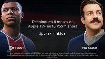 los usuarios de ps5 ya pueden acceder a seis meses gratis de apple tv+