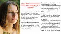 rafaela vicuna, sobrina del actor chileno, confeso que fue violada a los 13 anos