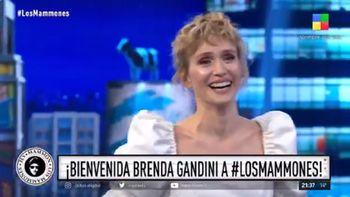El mal momento de Brenda Gandini en plena escena de Floricienta