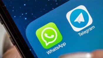 Se endurece la pelea entre WhatsApp y la creciente app que compite contra ella | Imagen referencial