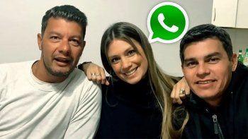 el insolito nombre del grupo de whatsapp de la familia battaglia