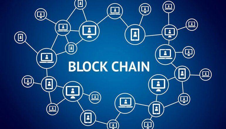 Cadena de bloques o blockchain.
