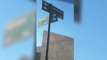 Plottier le dedicó una calle a Alejandro Lerner y el músico se emocionó