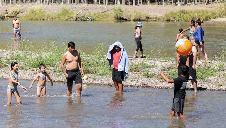 La ola de calor en Neuquén alcanzaría los 41 grados: ¿cuándo será?