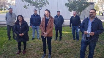 Tanya Bertoldi consigue respaldo del núcleo duro del Frente de Todos