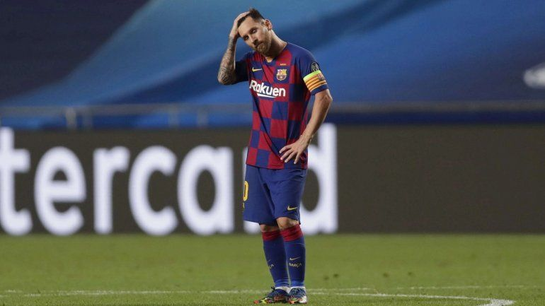 La bomba del año: Messi le avisó al Barcelona que se va, ¿al Inter?