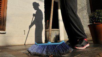 Pocos patrones pagan el aumento acordado para el servicio doméstico