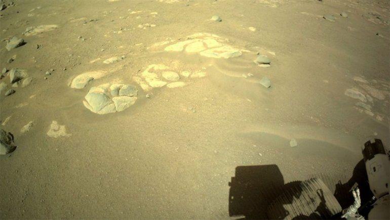 Así suena el rover Perseverance de la NASA en marte