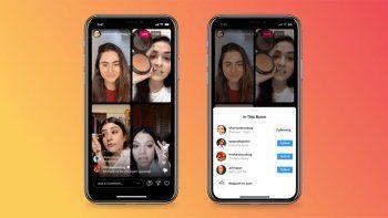 instagram lanza las transmisiones en vivo con mas usuarios